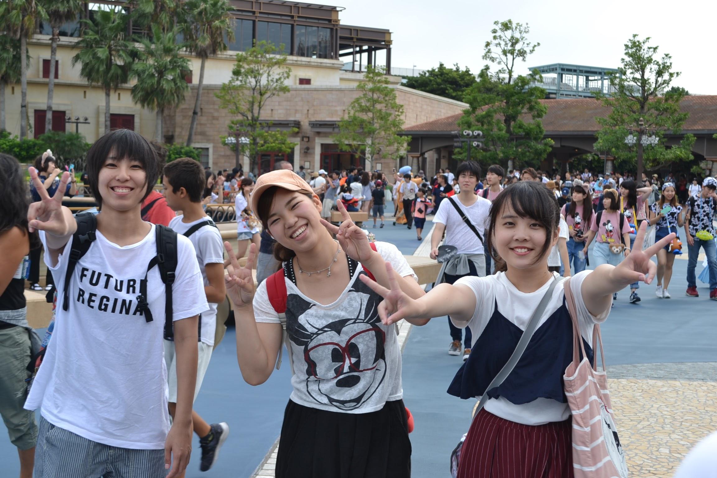 医水ディズニー2017夏! – tsukuba medical swim team